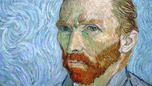 El célebreautorretrato de Vincent Van Gogh.