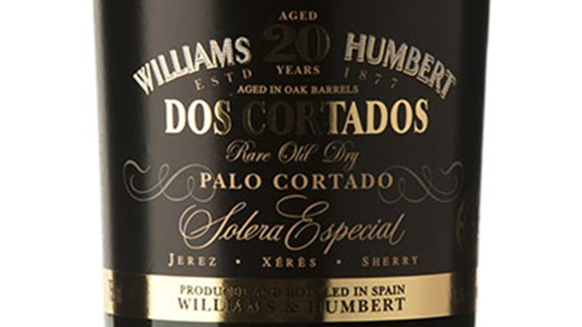 Williams & Humbert Dos Cortados VOS, palo cortado monumental
