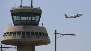 El centre d'Enaire de Gavà va gestionar prop d'un milió de vols durant el 2019