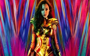 Imagen de la película Wonder Woman 1984.