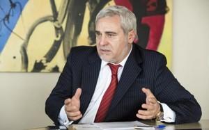 Fèlix Abanadés, presidente de Quonia.