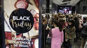 Black Friday 2017: Amazon, Media Markt, El Corte Inglés i Zara oferiran descomptes