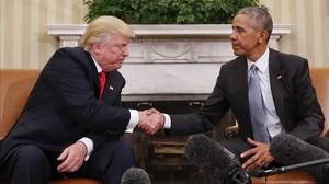 Trump acusa Obama d'espiar-lo durant la campanya