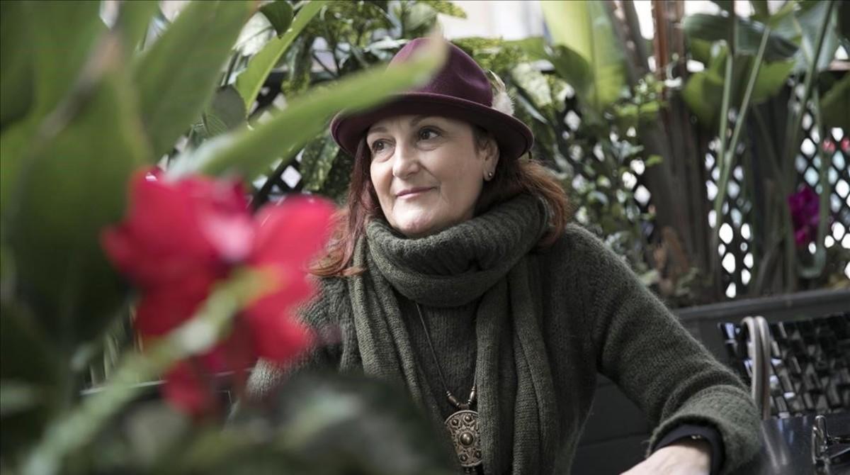 """Julia Trigo: """"La meva actitud sempre ha sigut donar veu al silenci que es crea al voltant del càncer"""""""