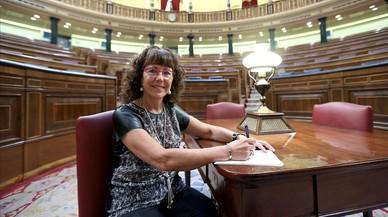 Ana Rivero: «Vaig ser testimoni d'un capítol clau de la història»