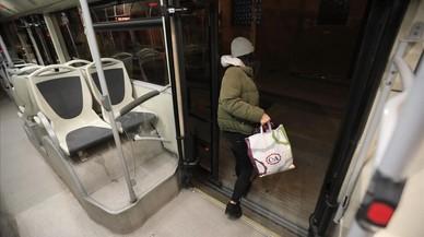 Las paradas contra el acoso machista se abren paso en los autobuses nocturnos