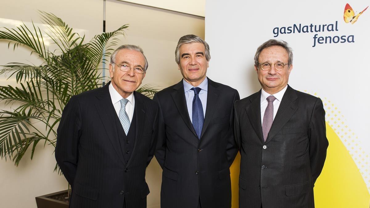 Reynés, nuevo presidente ejecutivo de Gas Natural