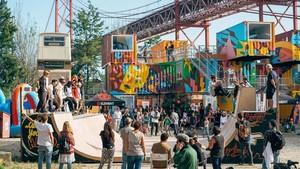 L'Hospitalet sumarà el tercer Village Underground d'Europa al seu districte cultural