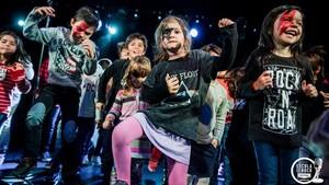 L'Escola de Rock torna a Apolo tenyida de soul