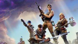 Personajes del videojuego Fortnite.