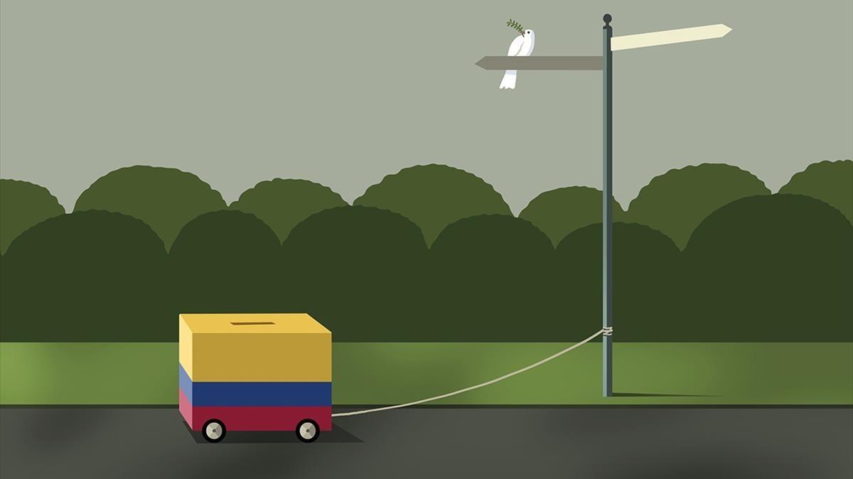 La paz no vende en Colombia