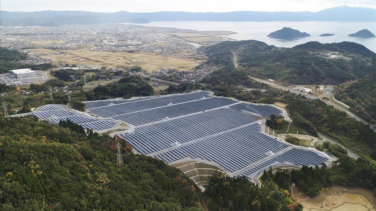 X-Elio vende siete plantas solares en Japón por 600 millones
