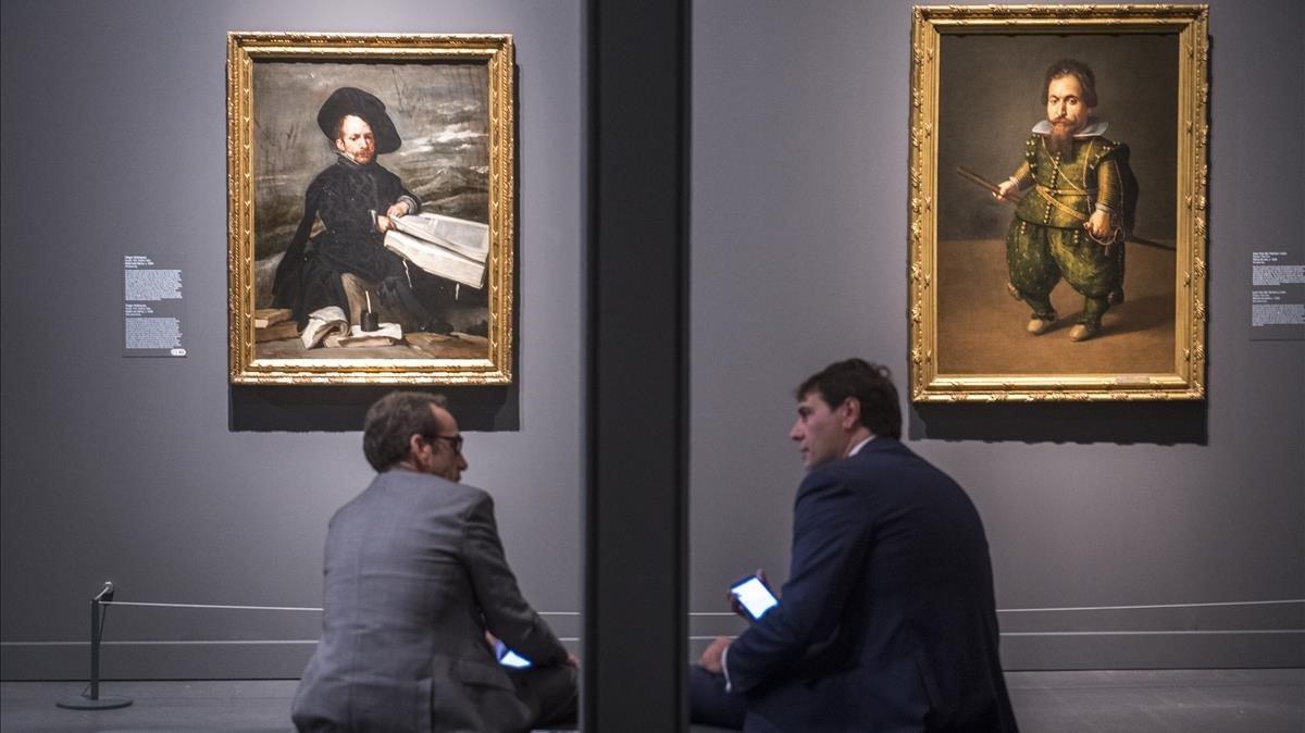 Els bufons de Velázquez
