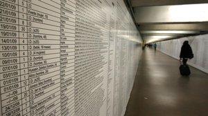La ignominiosa lista de los 35.597 migrantes muertos en la ruta del Mediterráneo