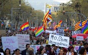 Els CDR i col·lectius de l'independentisme radical convoquen una protesta contra l'acte de Vox