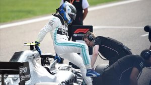 Els Mercedes tornen a la primera línia al GP de la Xina