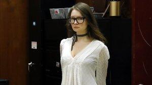 Anna Sorokin: una estafadora con glamur