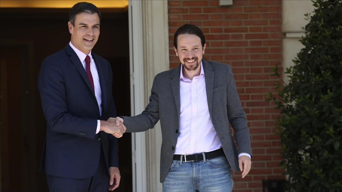 Sánchez sospesa la coalició sense Iglesias com a ministre