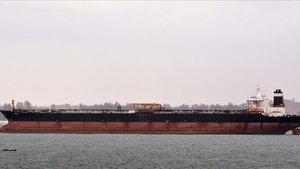 Gibraltar captura a un petrolero iraní que iba a Siria