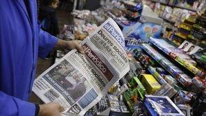 Prensa Ibérica té 3,3 milions de lectors diaris, segons l'EGM