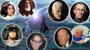 El panteón galáctico de 'Star Wars'