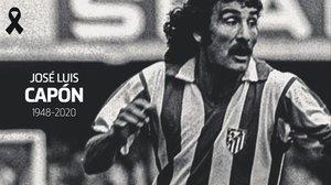 Mor als 72 anys Capón, mítica estrella de l'Atlètic