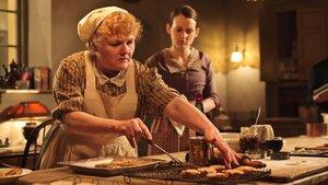 La señora Patmore ( Lesley Nicol), jefa de cocina de 'Downton Abbey'