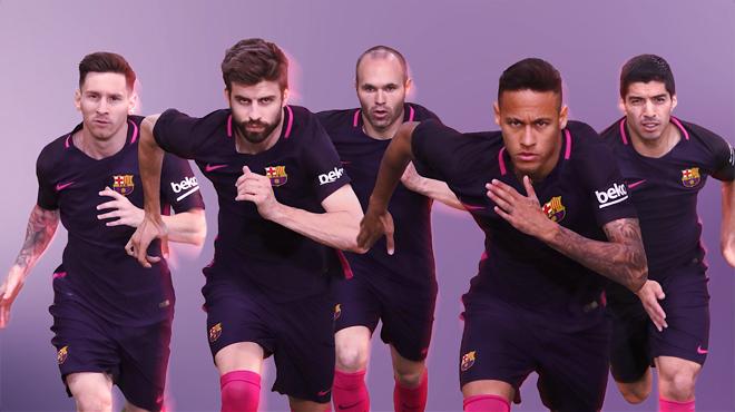 7d084ad2d6973 Vídeo de la nova samarreta del FC Barcelona