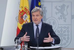 Rueda de prensa tras Consejo de Ministros