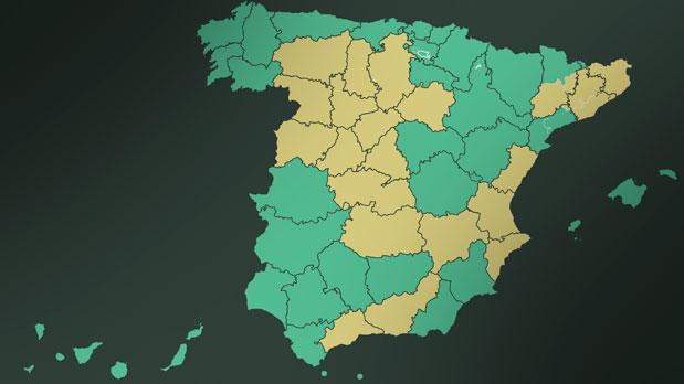 Madrid i Barcelona passen aquest dilluns a la fase 1 de la desescalada