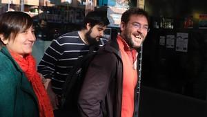 Albano DanteFachin dimite como líder de Podem por sus discrepancias con Pablo Iglesias.