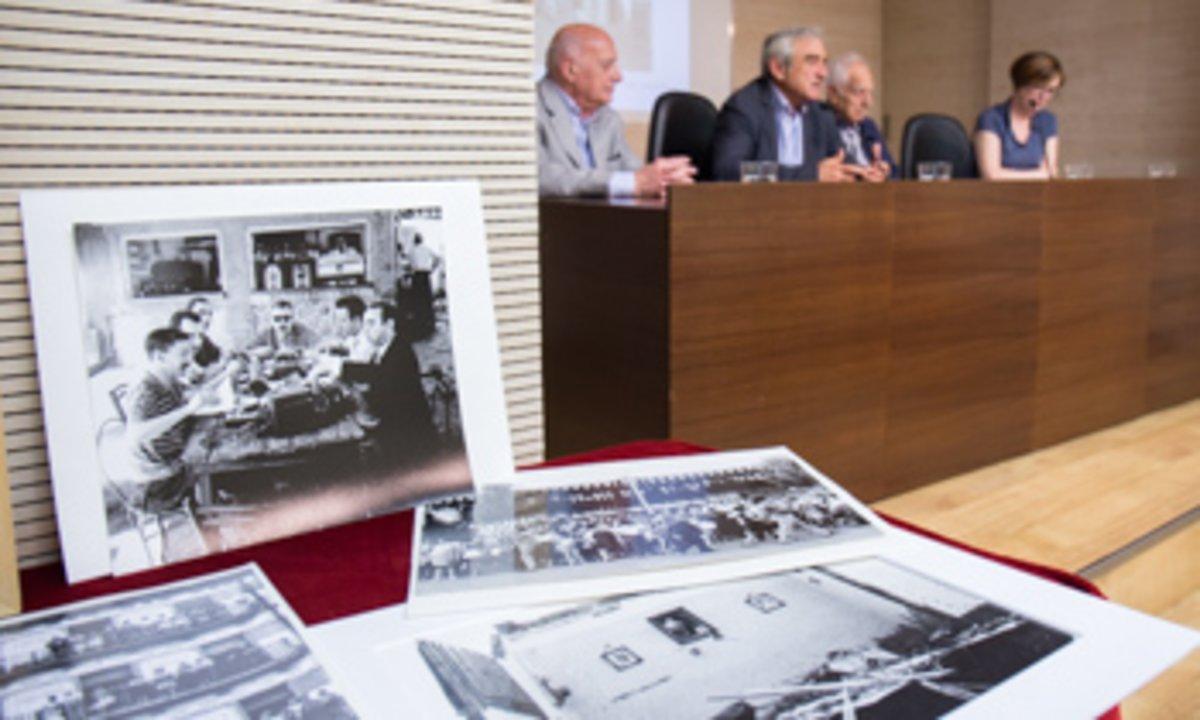 L'Arxiu Municipal de Terrassa incorpora els fons fotogràfics de Josep Maria Albero i Antoni Boada