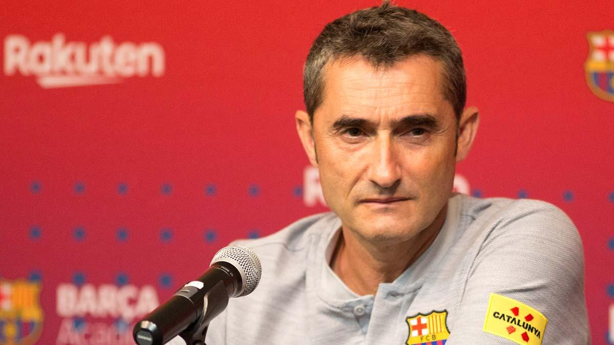 No sabemos si queda debilitado el Madrid, señaló Valverde en rueda de prensa.