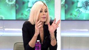 """La dura metáfora de Bibiana Fernández: """"Estoy acostumbrada al encierro, viví en un cuerpo que no me correspondía"""""""