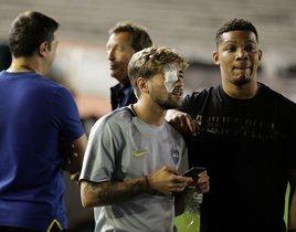 Ajornada la final de la Libertadores per l'atac a l'autobús de Boca