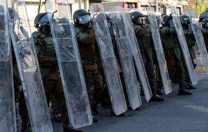 La Fiscalía Nacional informó esta semana de que elevó a 8.575 la cifra de víctimas de violaciones a los derechos humanos por parte de las fuerzas de seguridad.