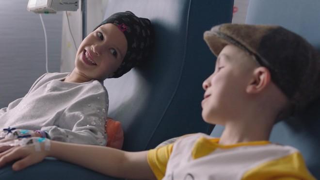 'Sobreviviré', el grito de guerra de los niños con cáncer