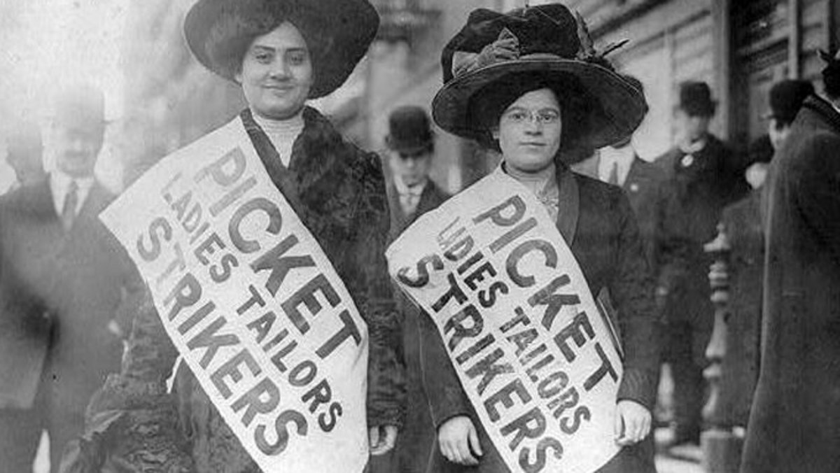 Día Internacional De La Mujer Qué Pasó El 8 De Marzo De 1857