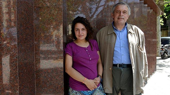 La soledad de los padres del desaparecido Hugo