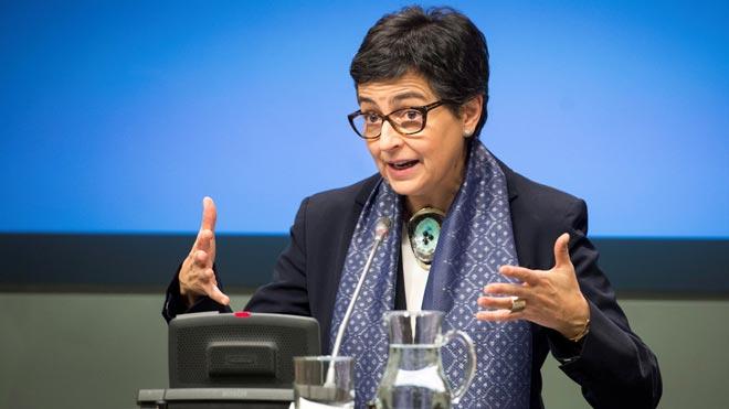 La ministra de Asuntos Exteriores, UE y Cooperación, Arancha González Laya, ha explicado que hace ya dos años que España presentó su oposición a la norma aprobada por Argelia para delimitar sus aguas en el Mediterráneo, pero que todavía no ha comenzado una negociación entre ambos.