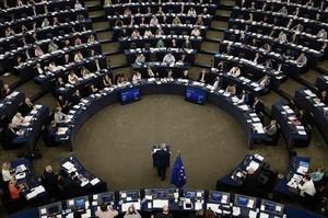 Estrasburgo 8 Jean-Claude Juncker se dirige al pleno del Parlamento Europeo, el 14 de septiembre del 2016.