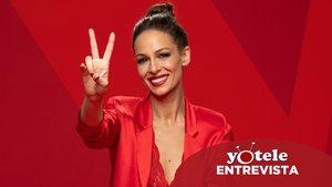 Eva González, presentadora de 'La voz kids'.