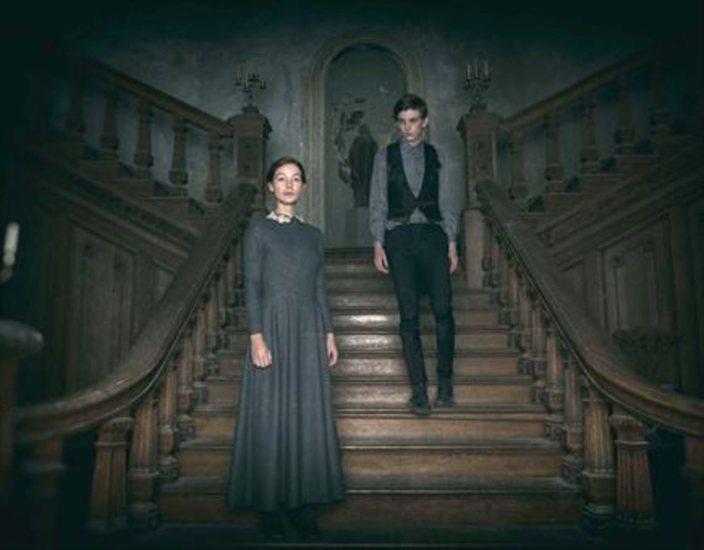 Fotograma de 'The Lodgers', de Brian O'Malley