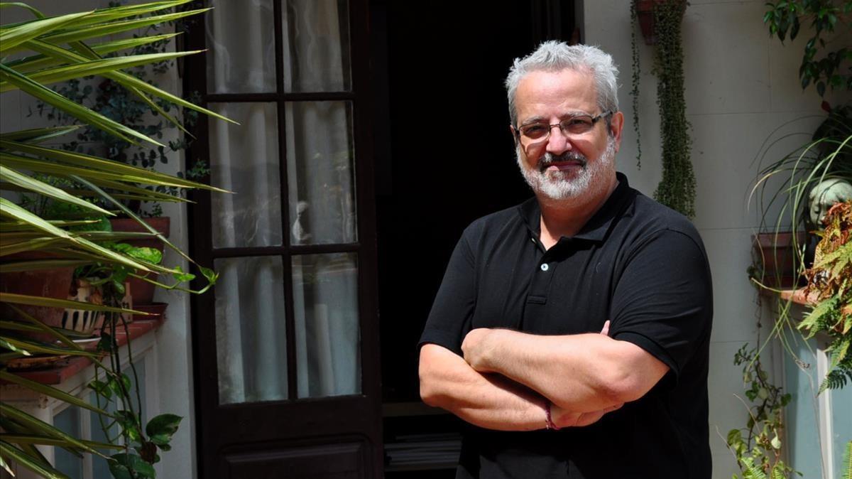 """Conrado Xalabarder: """"La clave no es escuchar la banda sonora; la clave es verla"""""""