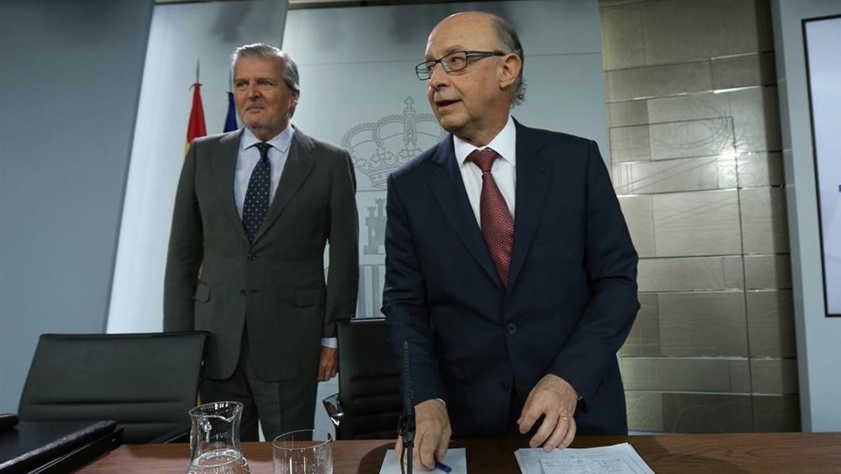 Hacienda pagará directamente a los funcionarios de la Generalitat