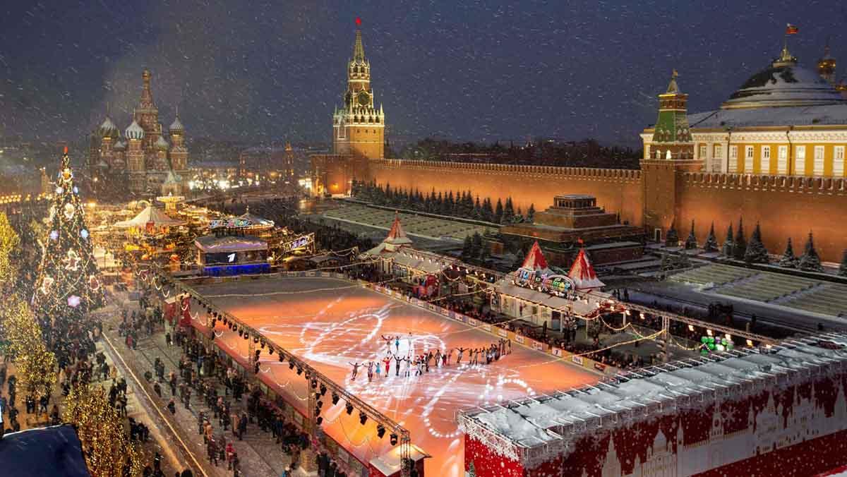 La Guardia Nacional rusa se vuelve viral con esta interpretación de Last Christmas