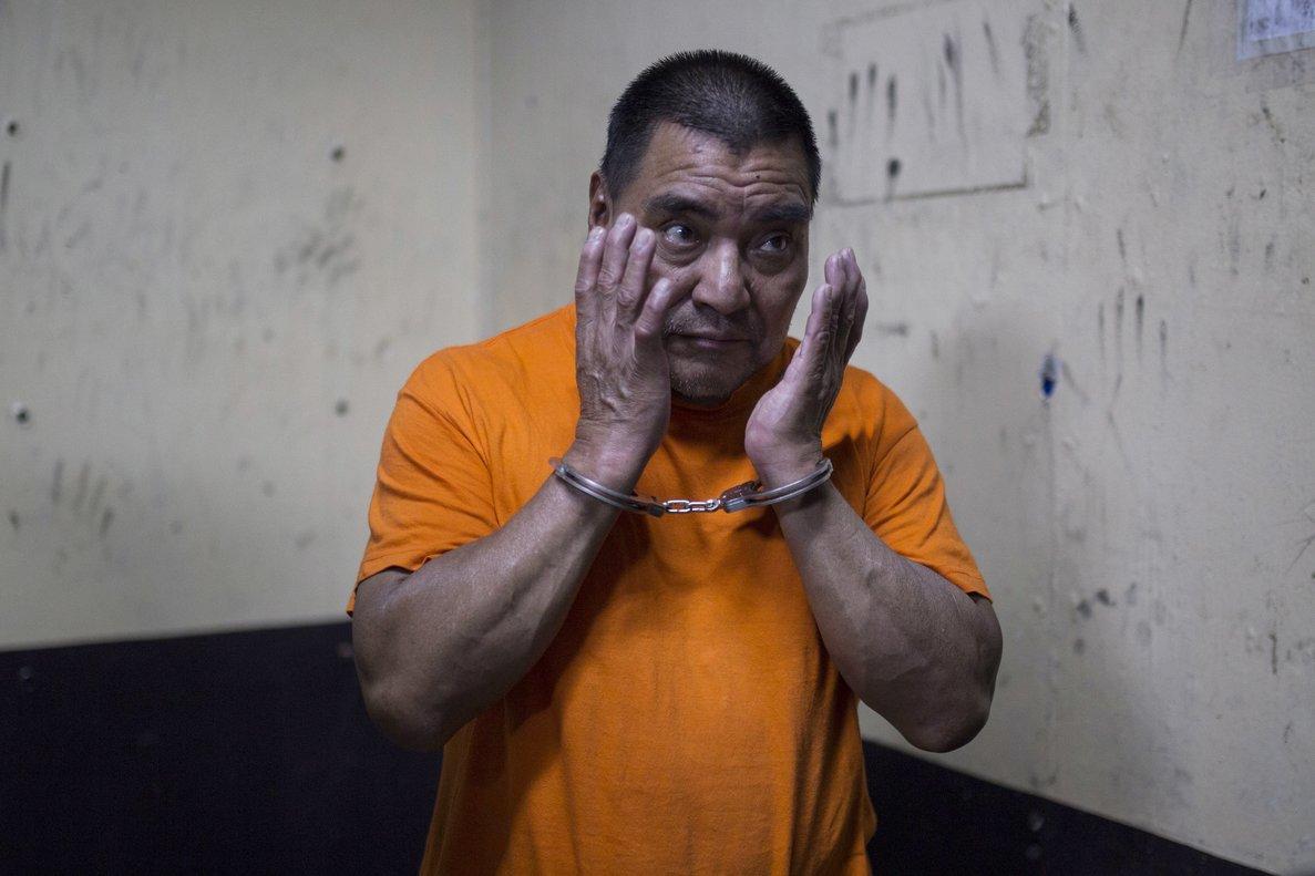 Santos López cooperó con sus compañeros de unidad para exterminar la aldea de Dos Erres y formó parte de esa patrulla especial.