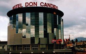 El Hotel Don Cándido de Terrassa.