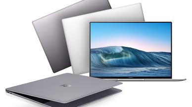 Huawei anuncia un portátil ultrafino casi sin marcos, el MateBook X Pro