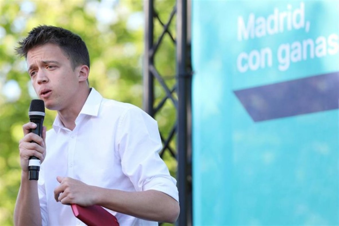"""Errejón, sobre una possible reconciliació amb Podem: """"Van decidir que no era compatible"""""""